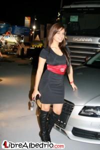 promotora paraguaya