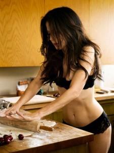 cocinando sexy